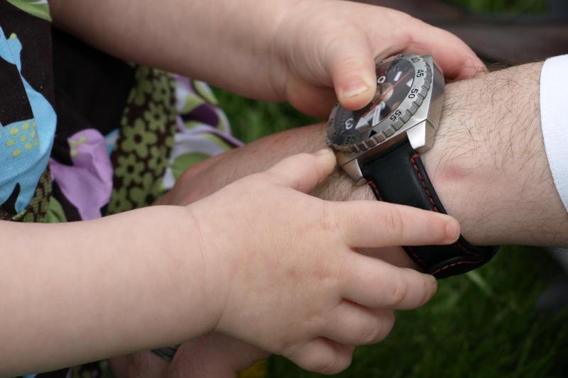 Come insegnare l'orologio ai bambini