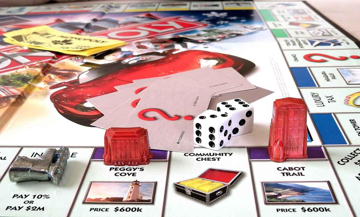 Giochi di gruppo. Hai mai pensato ad un gioco da tavolo?