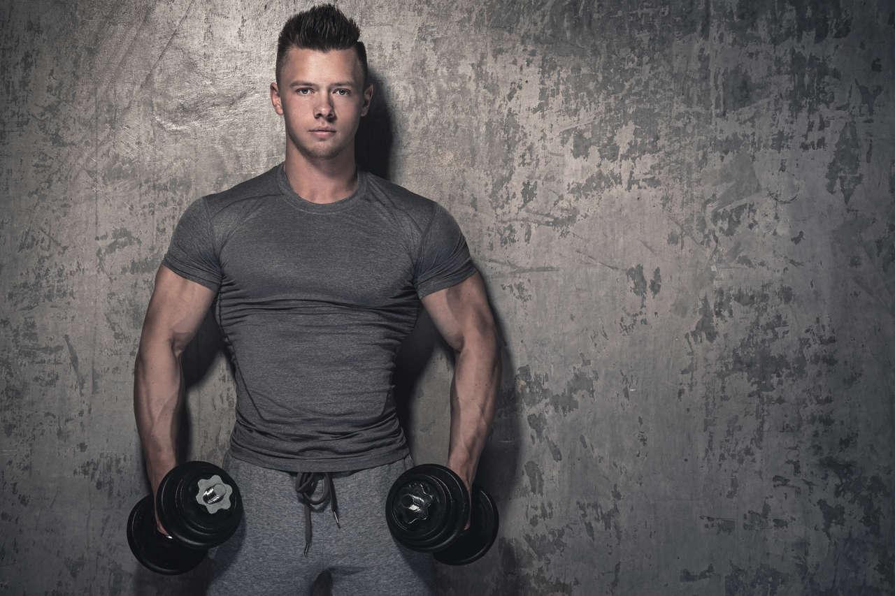 Come aumentare la massa muscolare in casa