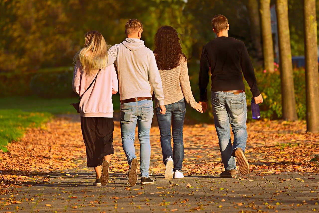 Perché passeggiare fa bene alla salute?