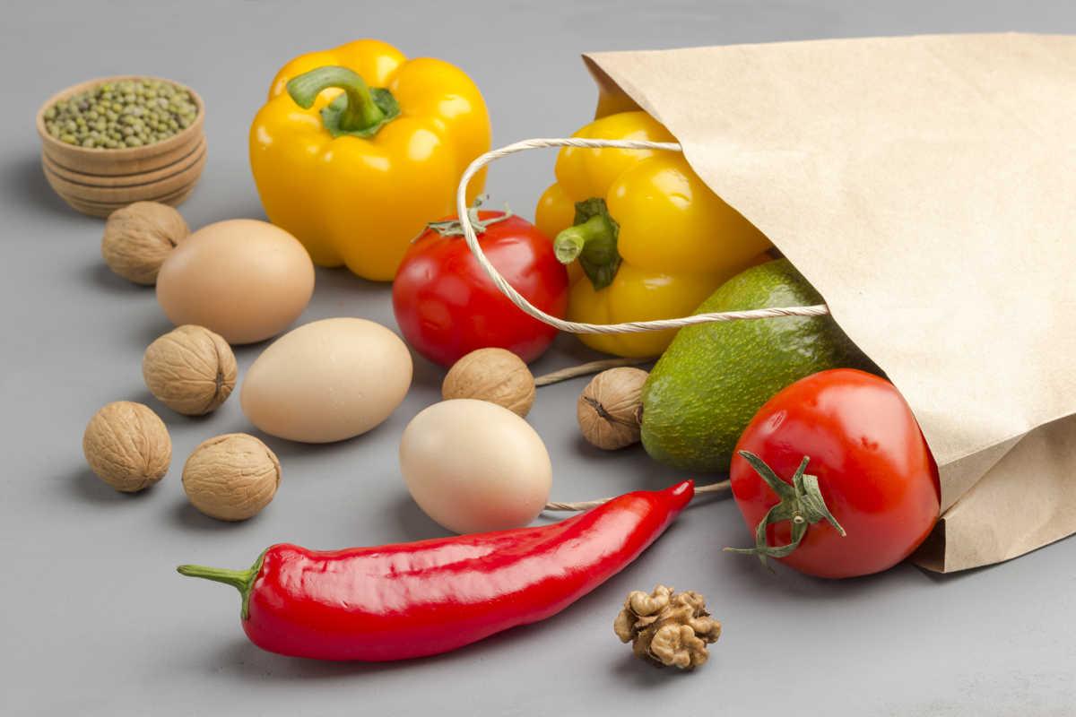 Come avere un'alimentazione sana