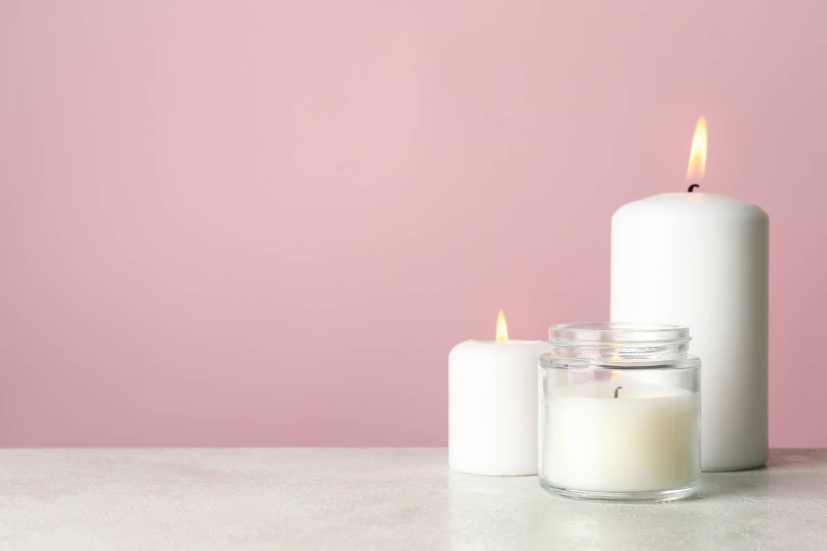 Come realizzare candele profumate con vecchi barattoli di vetro