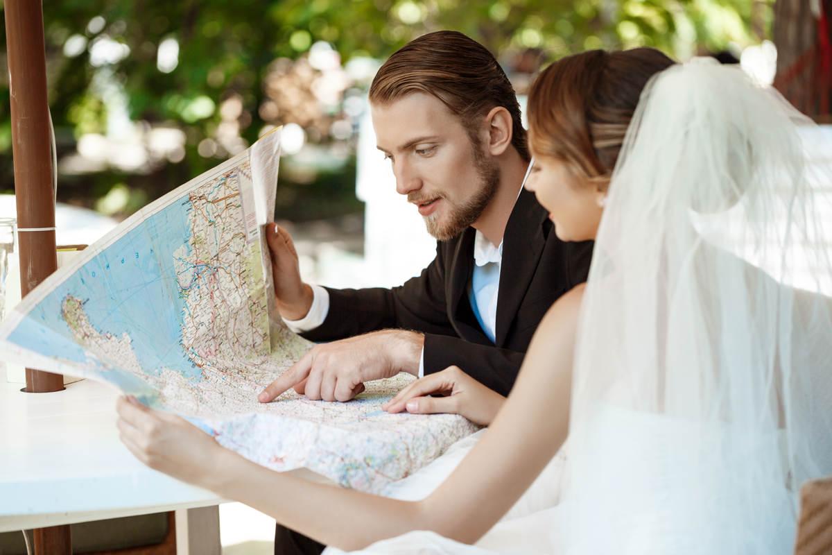 Idee viaggio di nozze low cost all'estero